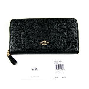 COACH  Accordion Zip Wallet #51090